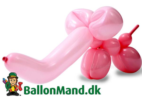 Ballon elefant
